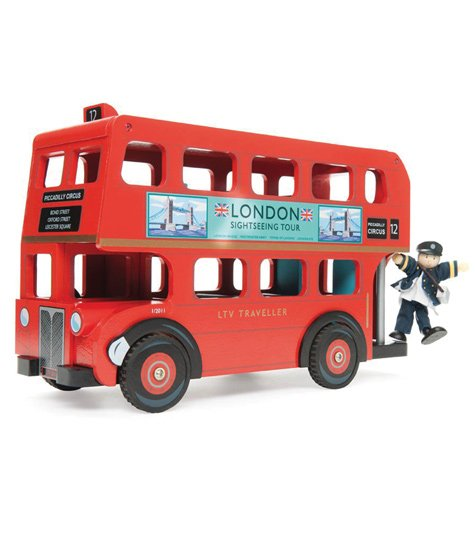 Londoner Bus von Le Toy Van über smallable
