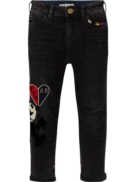 Mädchen-Jeans von Felix X Scotch