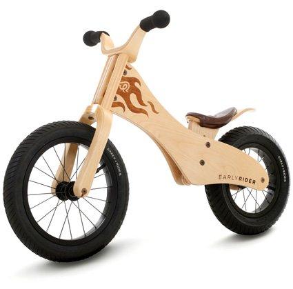 Laufrad von Early Rider über KidsWoodLove
