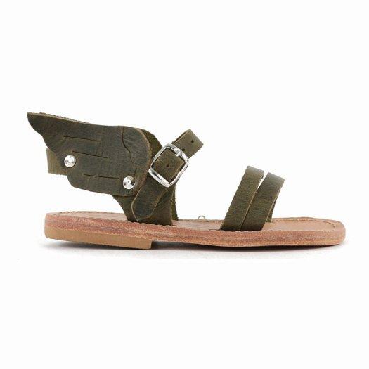 Sandalen von Noro über smallable