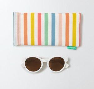 Kinder-Sonnenbrille mit Stoffetui von Mini Boden