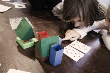 A ready to wear house: workshop by vogue bambini & arkidstecture