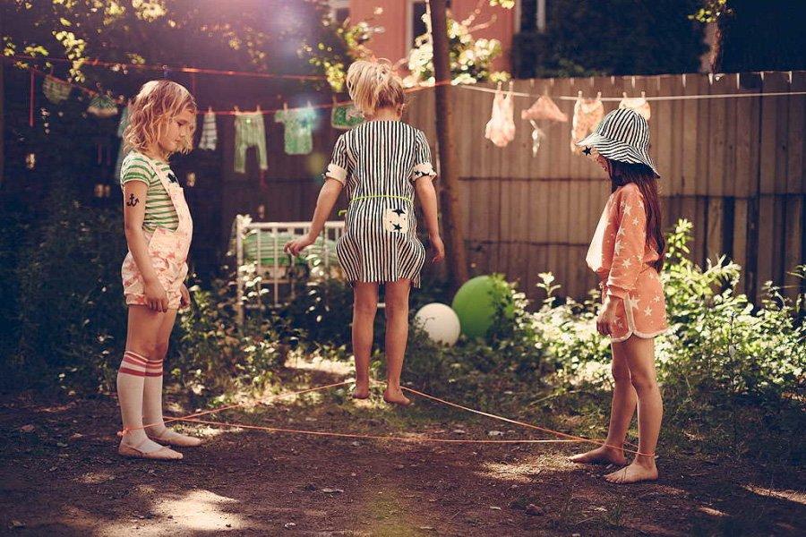 Das Berliner Label Noé & Zoë: spielerisch, anmutig, kindgerecht