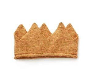 Krone aus Baby-Alpakawolle von Oeuf über Smallable