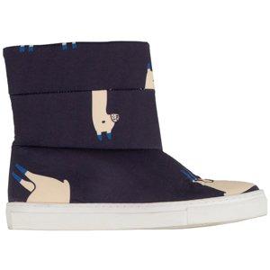 TINYCOTTONS Snow Boots via alex and alexa