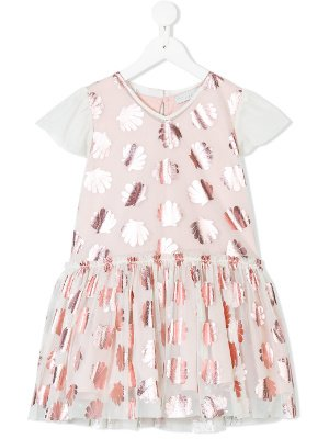 STELLA MCCARTNEY Seashell Dress via Farfetch