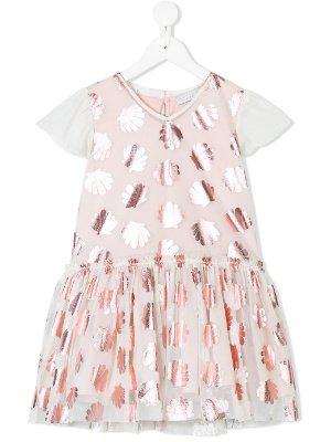 STELLA MCCARTNEY Seashell Dress via smallable