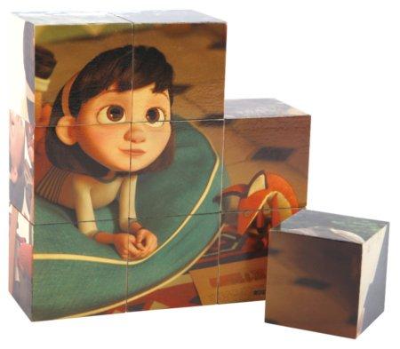 Würfelpuzzle Der kleine Prinz von Hape über amazon